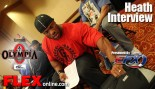 Phil Heath Interview at 2012 Mr Olympia Check-In thumbnail