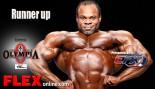 Olympia 2012 Mr. Olympia Runner-Up Kai Greene thumbnail