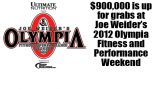 OLYMPIA PRIZE MONEY HITS ALL-TIME HIGH thumbnail