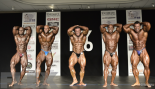 Open Bodybuilding Comparisons: Part 1 - 2016 IFBB New York Pro thumbnail