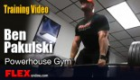 Ben Pakulski Finishes Up his Leg Workout in Tampa thumbnail
