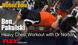 Ben Pakulski Off-Season Chest Workout in Tampa thumbnail