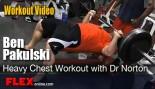 Ben Pakulski Off-Season Chest Workout in Tampa thumbnail