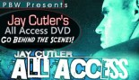 """PBW PRESENTS: JAY CUTLER'S """"ALL ACCESS"""" DVD RELEASE  thumbnail"""