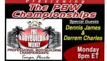 PBW PREVIEWS THE PBW CHAMPIONSHIPS thumbnail