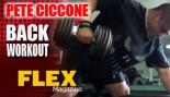 Pete Ciccone Back Workout IFBB Pro Derik Farnsworth thumbnail