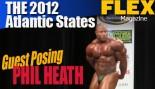 Mr Olympia Phil Heath Guest Posing at Atlantic States thumbnail