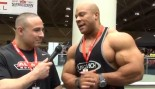 Interview With Mr Olympia Phil Heath at the 2013 Toronto Pro thumbnail
