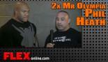 Phil Heath Interview at the 2012 NPC Easterns thumbnail