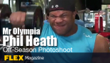 Phil Heath Off-Season Workout - Golds Gym, Venice thumbnail