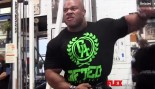 Mr Olympia Phil Heath Shoulders at Exercise Warehouse thumbnail