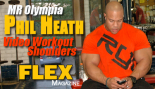 Mr Olympia Phil Heath Off-Season Shoulder Training thumbnail
