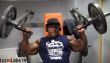 Phil Shoulder Workout in Slovakia for the 2013 Mozolani thumbnail