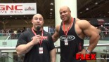 Mr Olympia Phil Heath Interview at the 2013 Toronto Pro thumbnail