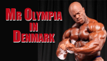 Phil Heath Guest Posing in Denmark at the 2012 Loaded Cup - Swole! thumbnail