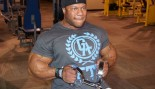 Two-time Mr Olympia Phil Heath Workout Titans Gym thumbnail