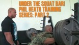 Under the Squat Bar! Phil Heath Training Series: Part 2 thumbnail