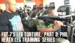 Phil Heath Trains Juan Morel and Jon Delarosa:Part 3 thumbnail