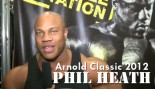 Phil Heath at the Arnold Classic EXPO 2012  thumbnail