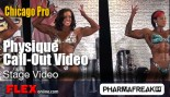 IFBB Pro Physique Pre-Judging Callouts thumbnail