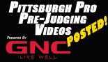 GNC Presents 2012 Pittsburgh IFBB Pro Pre-Judging Videos thumbnail