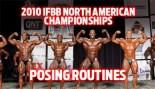 VIDEO: 2010 IFBB NORTH AMERICAN CHAMPIONSHIPS POSING ROUTINES thumbnail