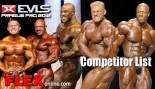 Prague Pro 2012 Competitor List Announced thumbnail