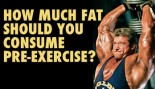 How Much Fat Should You Consume Pre-Workout? thumbnail