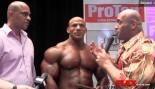 Winner's Circle Interview - Big Ramy Wins New York Pro thumbnail