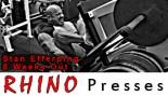 Rhino Leg Presses!! thumbnail