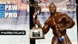 Finals Interview with Shawn Rhoden after the 2012 PBW thumbnail