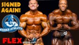 Rhoden and Lewis Renew Their Weider/AMI Contracts thumbnail