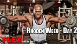 Shawn Rhoden Week Day 2 - Shoulders and Tris thumbnail