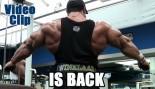 Roelly Winklaar Back & Bicep Teaser from Rotterdam  thumbnail