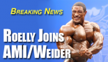 Breaking News: Roelly Winklaar Signs with AMI/Weider thumbnail