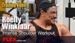 Roelly Winklaar Shoulder Workout Weeks from Tampa Pro thumbnail