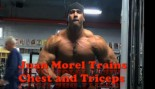 Juan Morel Trains Chest and Triceps thumbnail