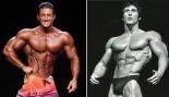 Sadik Hadzovic Trains with Bodybuilding Legend Frank Zane thumbnail