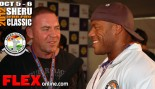 Sheru Classic Interview with Mr Olympia Phil Heath thumbnail
