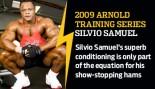 2009 ARNOLD TRAINING SERIES: SILVIO SAMUEL thumbnail