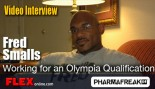 Fred Smalls Interview - Working for Olympia Qualification thumbnail
