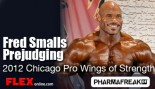 IFBB Pro Fred Smalls Prejudging Routine - Chicago Pro thumbnail