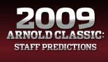 ARNOLD CLASSIC: STAFF PREDICTIONS thumbnail