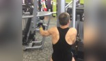 Bodybuilder With Cerebral Palsy Crushes It In Gym thumbnail