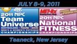 2011 NPC TEAM UNIVERSE THIS WEEKEND! thumbnail