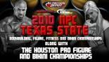 PREVIEW: IFBB HOUSTON PRO FIGURE & BIKINI CHAMPIONSHIPS & NPC TEXAS STATE BODYBUILDING, FIGURE, FITNESS & BIKINI CHAMPIONSHIPS thumbnail