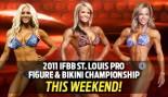 PREVIEW: ST. LOUIS PRO FIGURE AND BIKINI thumbnail