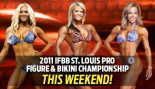 PREVIEW: ST. LOUIS PRO FIGURE AND BIKINI thumbnail