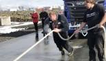 Watch: Hafþór Björnsson Pulls a Truck thumbnail