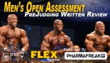 2012 Toronto Pro Mens Open Bodybuilding Written Assessment thumbnail